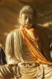 Buddha statue in yangon myanmar Stock Photography