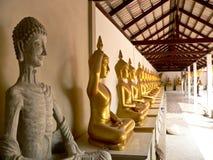 Buddha-Statuen Lizenzfreie Stockfotografie