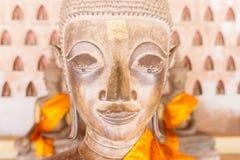 Buddha-Statuen in Laos Stockfoto