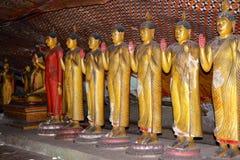 Free Buddha Statues Stock Image - 57985771