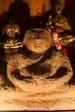 Buddha statues Stock Photography