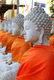 Buddha statues Stock Photography