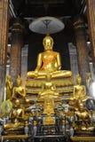 Buddha statues. Buddha image in Wat Yai Suwannaram Stock Images
