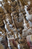 Buddha Statues in Laos Stock Images