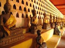 Buddha statues - Laos Stock Image