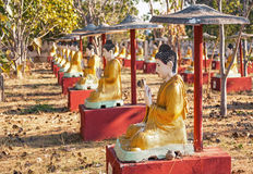 Buddha Statues Myanmar Stock Photos