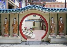 Buddha Statues,Penang, Malaysia Stock Photo