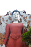 Buddha statues at the temple Stock Photos