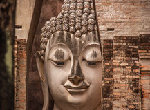 Buddha statues,Wat Si Chum,Thailand. Generality in Thailand, any kind of art decorated in Buddhist church, temple pavilion, temple hall, monk's house etc Stock Photography