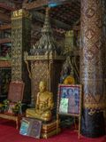 Wat Xieng Thong. Luang Phabang, Laos, Asia royalty free stock photography