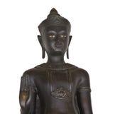 buddha statuette Arkivbild