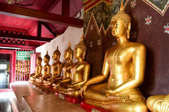 Buddha Stature Royalty Free Stock Images