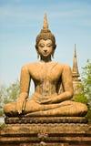The Buddha status Royalty Free Stock Photo