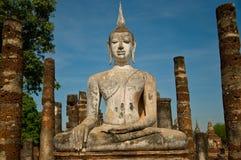 The Buddha status Stock Photos