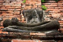 Buddha status przy Famen świątynią Obraz Royalty Free