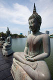 buddha statuy obraz royalty free