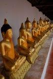 buddha statuy Fotografia Royalty Free