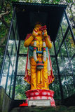 Buddha statuy Buddha wizerunek używać jako amulety buddyzm religia Fotografia Stock
