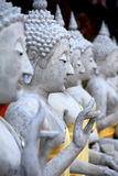 buddha statuy Thailand widok Obraz Stock