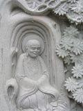 buddha staty Arkivfoto