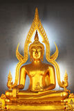 buddha staty Royaltyfria Bilder