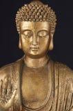 Buddha staty Fotografering för Bildbyråer