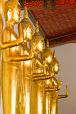 Buddha staty i Thailand Royaltyfri Fotografi