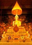 buddha staty thailand Royaltyfria Foton