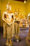 buddha staty thailand Royaltyfri Foto