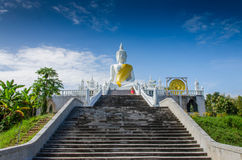 buddha staty thailand Arkivfoto