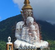 buddha staty thailand royaltyfri fotografi