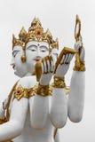 buddha staty thailand Royaltyfria Bilder