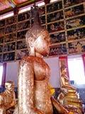 buddha staty thailand arkivfoton