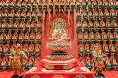 buddha statyer Royaltyfria Bilder