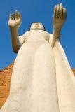 buddha statyer thailand Arkivbild
