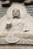 buddha statysten Royaltyfria Bilder