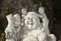 buddha statysten Fotografering för Bildbyråer