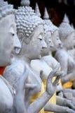 buddha statythailand sikt Fotografering för Bildbyråer