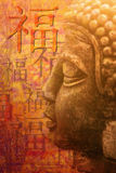 Buddha Staue Stock Photography