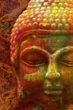 Buddha Staue Royalty Free Stock Photography