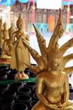 Buddha staues Obraz Royalty Free