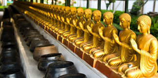 buddha staute Royaltyfri Bild