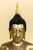 Buddha Stawia czoło Zdjęcia Royalty Free