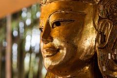 Buddha stawia czoło Obraz Royalty Free