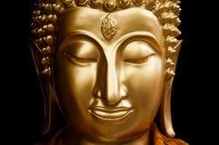 Buddha stellen gegenüber Stockbilder