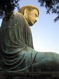 buddha stor sideview Royaltyfri Bild