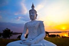 Buddha stucco Royalty Free Stock Photography