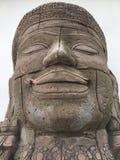 Buddha stucco Stock Photography
