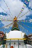 Buddha Stupa Stockfoto