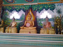 Buddha stupa Stock Photos